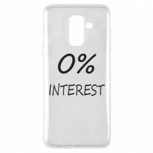 Phone case for Samsung A6+ 2018 0% interest
