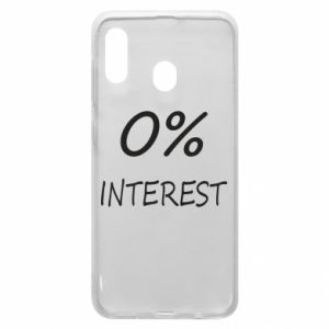 Phone case for Samsung A30 0% interest