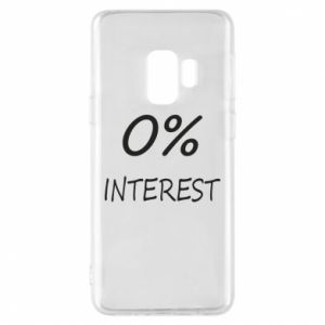 Phone case for Samsung S9 0% interest