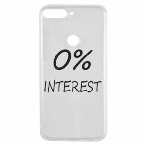 Phone case for Huawei Y7 Prime 2018 0% interest