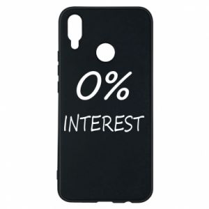 Phone case for Huawei P Smart Plus 0% interest