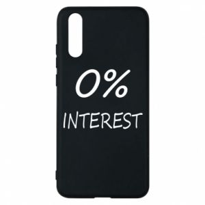 Phone case for Huawei P20 0% interest