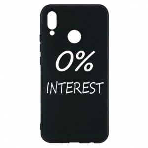 Phone case for Huawei P20 Lite 0% interest