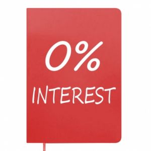Notes 0% interest