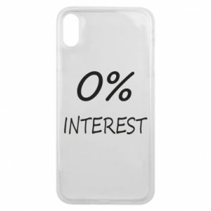 Phone case for iPhone Xs Max 0% interest