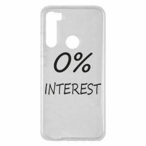 Etui na Xiaomi Redmi Note 8 0% interest
