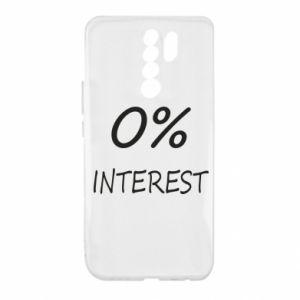 Etui na Xiaomi Redmi 9 0% interest