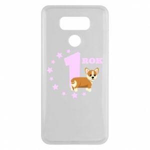 LG G6 Case 1 year