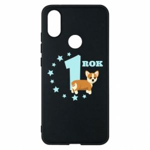 Xiaomi Mi A2 Case 1 year