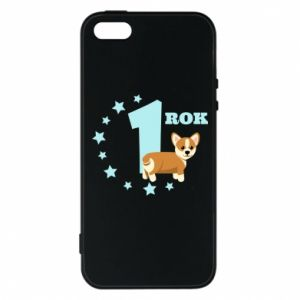 iPhone 5/5S/SE Case 1 year