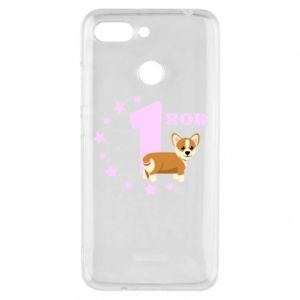 Xiaomi Redmi 6 Case 1 year