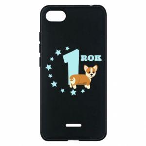 Xiaomi Redmi 6A Case 1 year