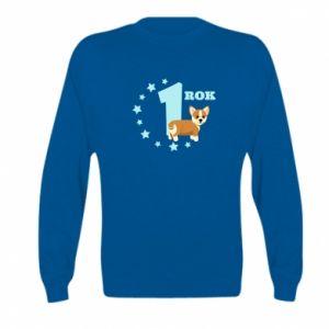 Kid's sweatshirt 1 year