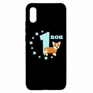 Xiaomi Redmi 9a Case 1 year