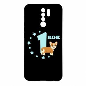 Xiaomi Redmi 9 Case 1 year
