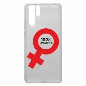 Etui na Huawei P30 Pro 100% kobieta