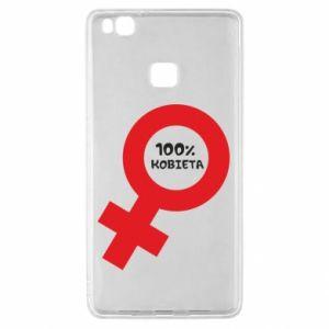 Etui na Huawei P9 Lite 100% kobieta