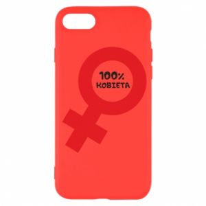 Etui na iPhone SE 2020 100% kobieta