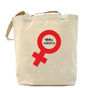 Bag 100% woman - PrintSalon