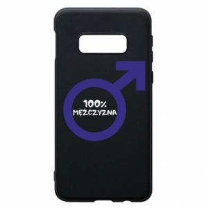 Phone case for Samsung S10e 100% man!