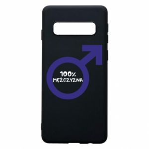 Phone case for Samsung S10 100% man!