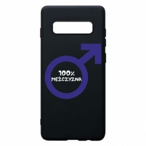 Phone case for Samsung S10+ 100% man!