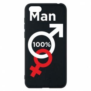 Etui na Huawei Y5 2018 100% Man