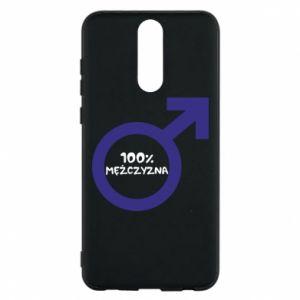 Etui na Huawei Mate 10 Lite 100% man!