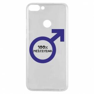 Etui na Huawei P Smart 100% man!