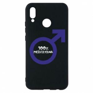 Etui na Huawei P20 Lite 100% man!