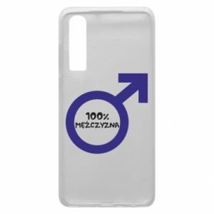 Etui na Huawei P30 100% man!