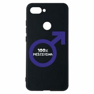 Etui na Xiaomi Mi8 Lite 100% man!