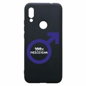 Etui na Xiaomi Redmi 7 100% man!
