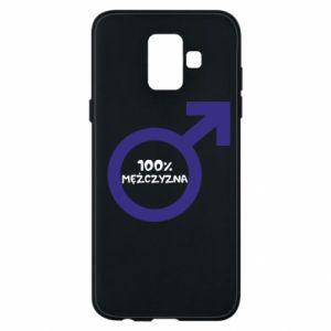 Etui na Samsung A6 2018 100% man!