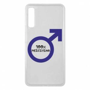 Etui na Samsung A7 2018 100% man!