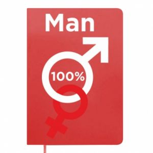 Notes 100% Man