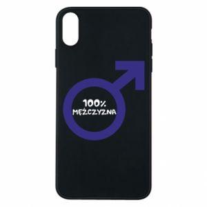 Etui na iPhone Xs Max 100% man!