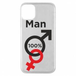Etui na iPhone 11 Pro 100% Man