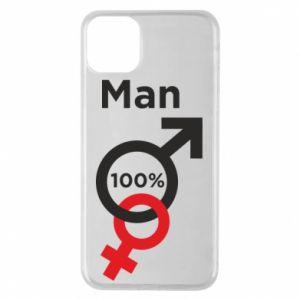 Etui na iPhone 11 Pro Max 100% Man