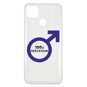 Etui na Xiaomi Redmi 9c 100% man!