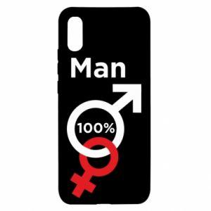 Etui na Xiaomi Redmi 9a 100% Man