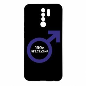Etui na Xiaomi Redmi 9 100% man!