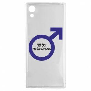 Etui na Sony Xperia XA1 100% man!