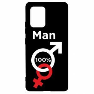 Etui na Samsung S10 Lite 100% Man