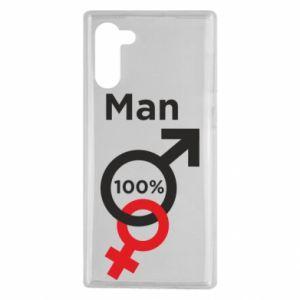 Etui na Samsung Note 10 100% Man