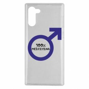 Etui na Samsung Note 10 100% man!