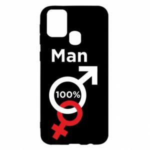 Etui na Samsung M31 100% Man
