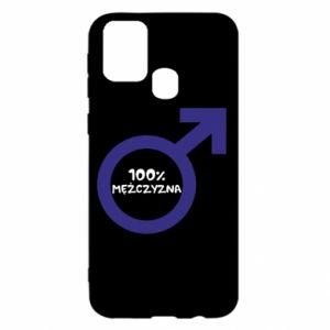 Etui na Samsung M31 100% man!