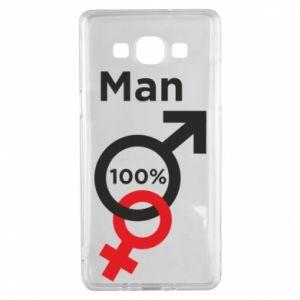 Etui na Samsung A5 2015 100% Man
