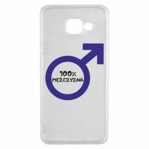 Etui na Samsung A3 2016 100% man!